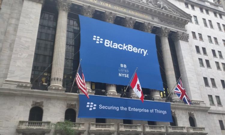 Blackberry sees huge surge in licensing revenues after big Q4