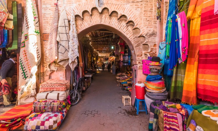 Morocco's stable ecosystem is an opportunity for brands, particularly those in cosmetics and pharmaceuticals