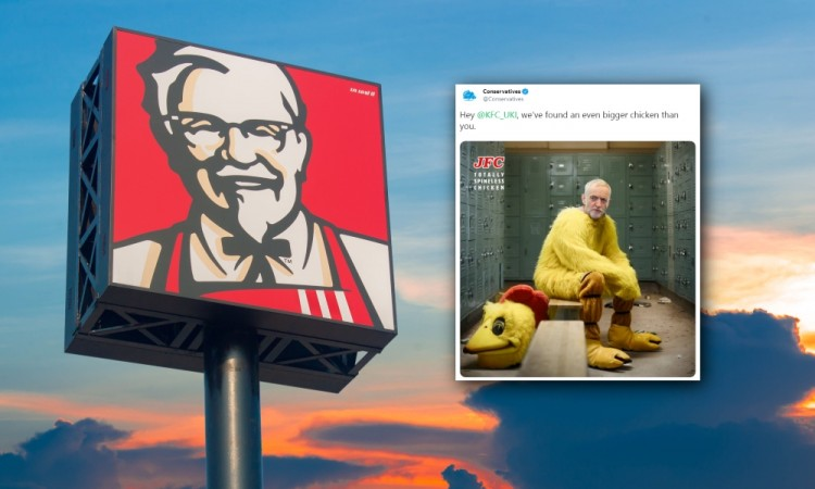 KFC dragged into UK politics, identifying a trademark bully, and EUIPO on long applications: news digest