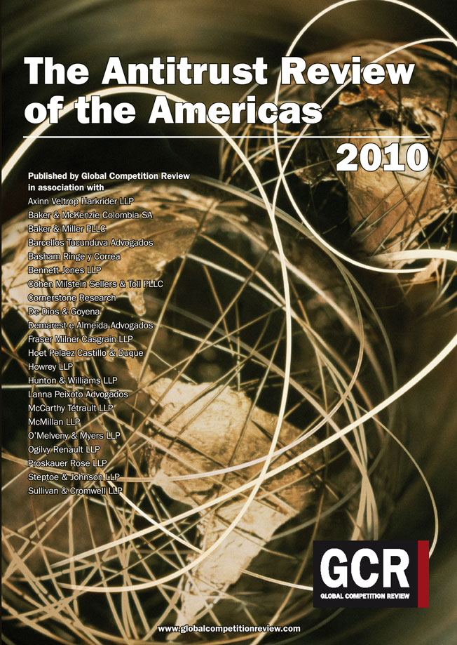 The Antitrust Review of the Americas 2010