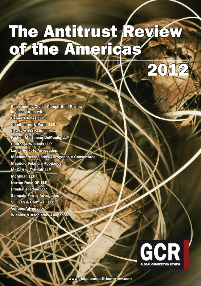 The Antitrust Review of the Americas 2012