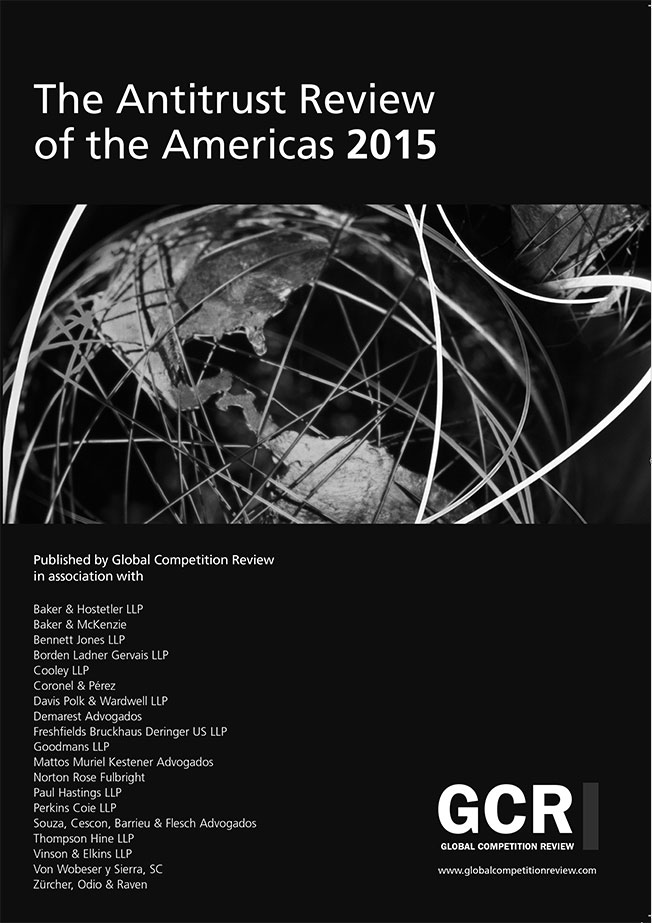 The Antitrust Review of the Americas 2015