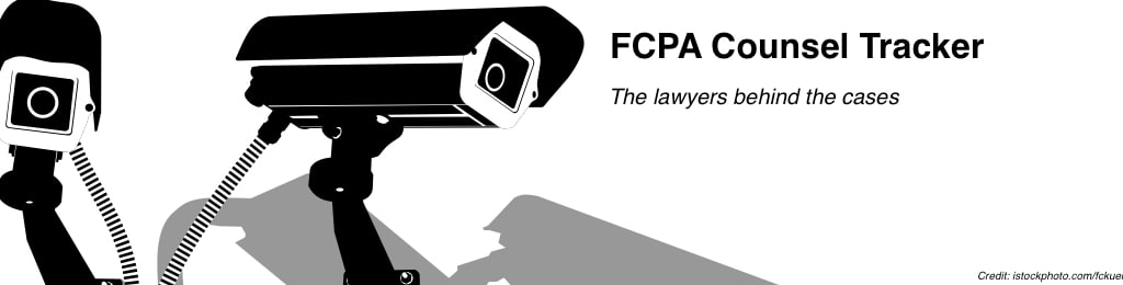 FCPA Counsel Tracker