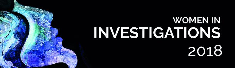 Women in Investigations 2018