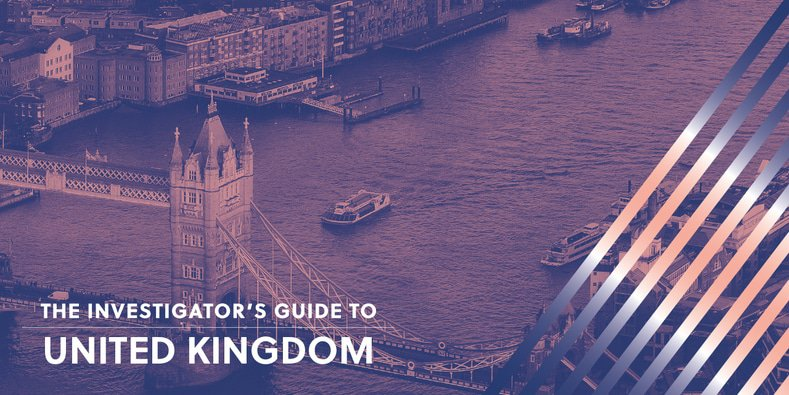 Investigator's Guide to the UK