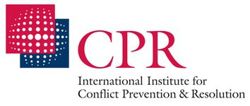 International Institute for Confilict Prevention & Resolution (CPR)