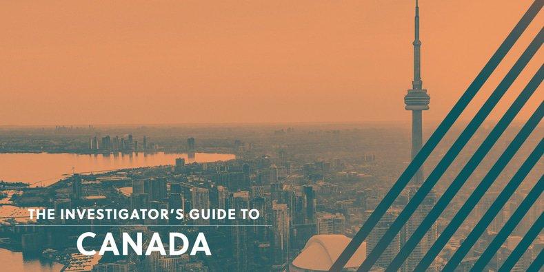 Investigator's Guide to Canada