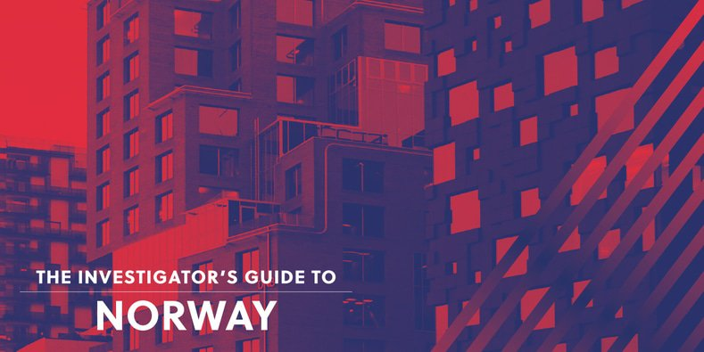 Investigator's Guide to Norway