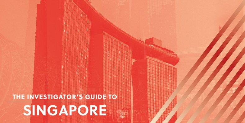 Investigator's Guide to Singapore