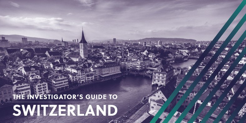 Investigator's Guide to Switzerland