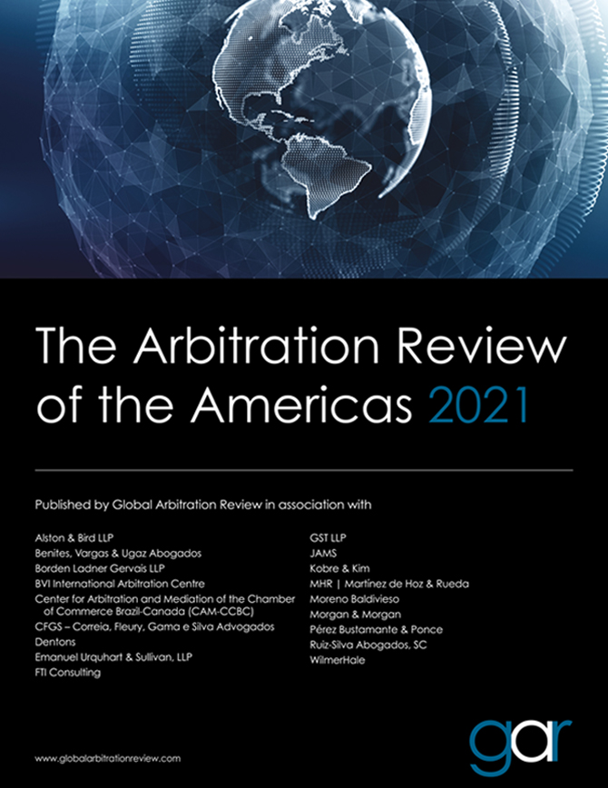 The Arbitration Review of the Americas 2021