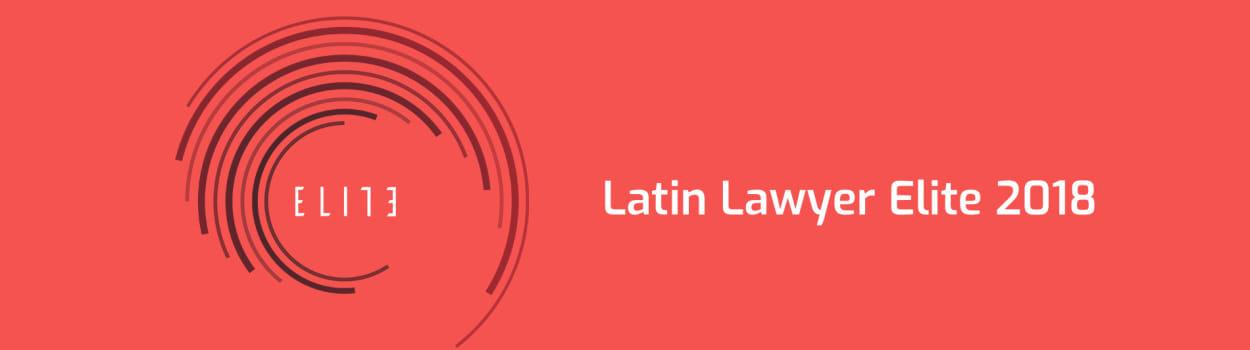 Latin Lawyer Elite 2018