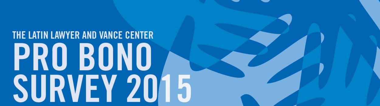 Pro bono 2015