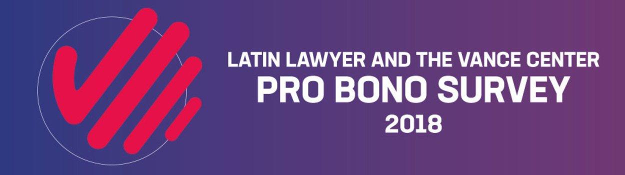 Pro bono 2018