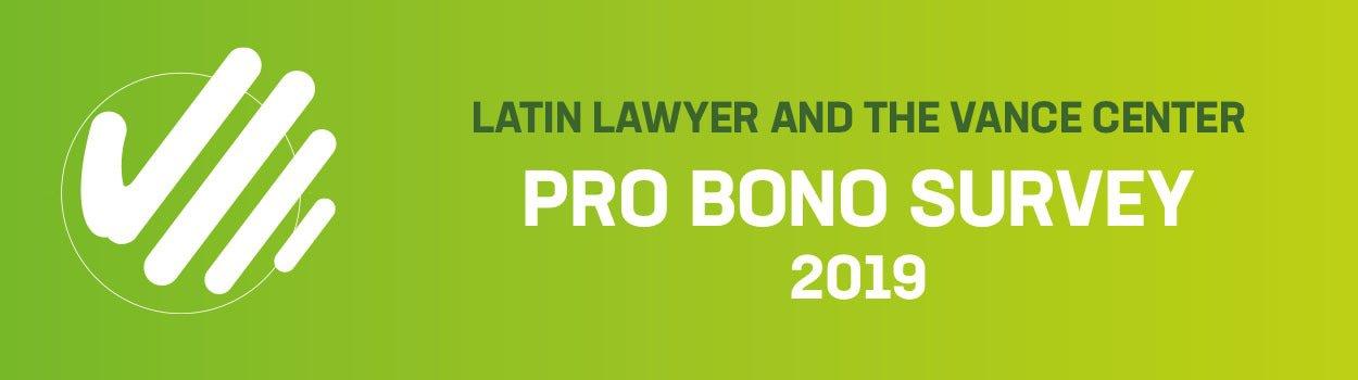 Pro bono 2019