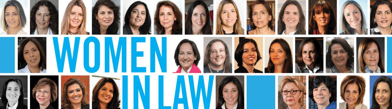 Women in law 2013