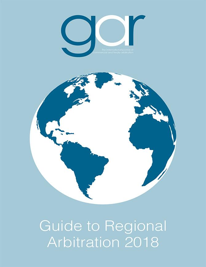 Guide to Regional Arbitration (volume 6 - 2018)