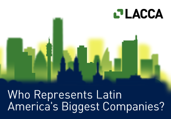 Who represents Latin America's biggest companies 2020?
