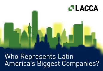 Who represents Latin America's biggest companies 2020?