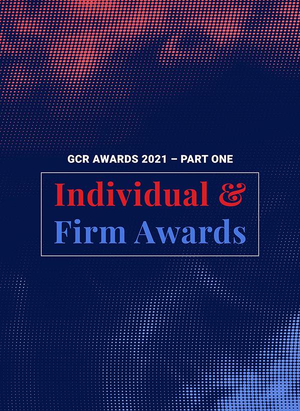 GCR Awards 2021
