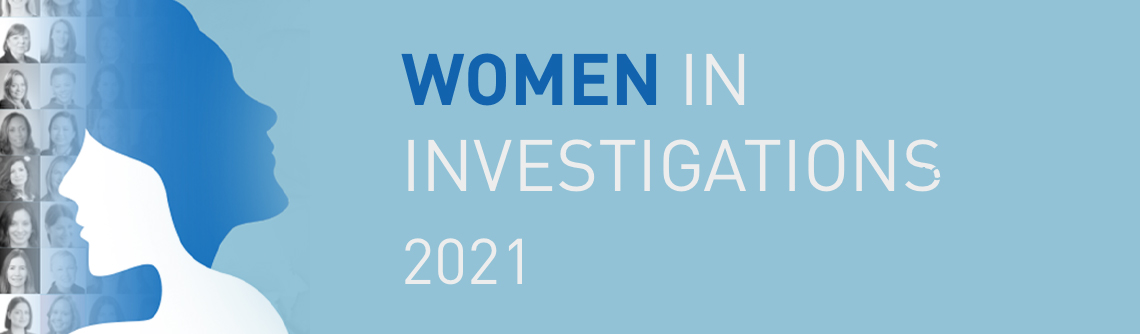 Women in Investigations 2021