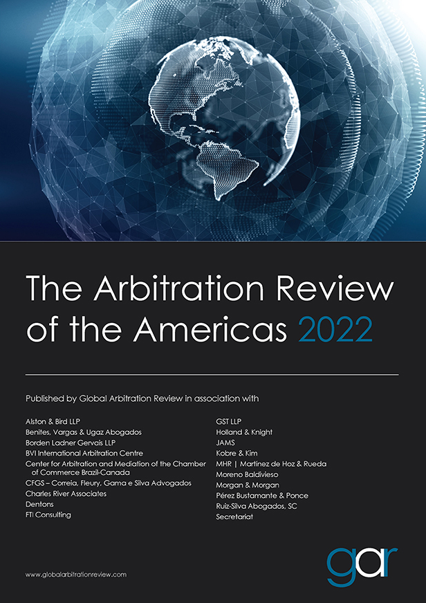 The Arbitration Review of the Americas 2022