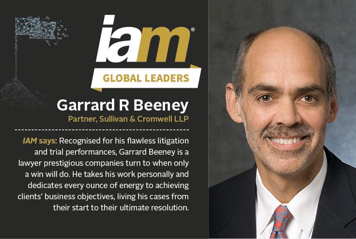Garrard R Beeney