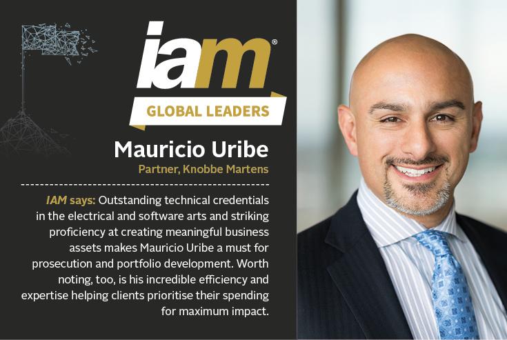 Mauricio Uribe