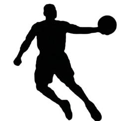 Jordan silhouette