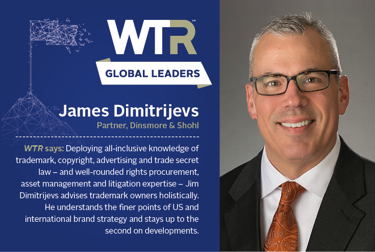 James A Dimitrijevs