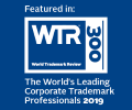WTR 300 recommended individual 2019
