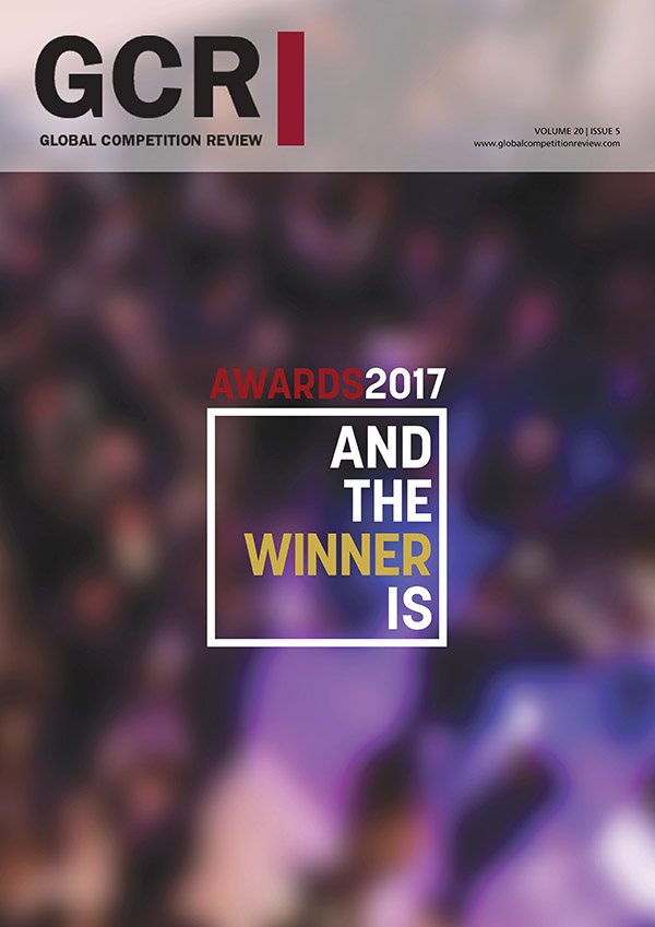 Volume 20 - Issue 5 (Awards 2017)