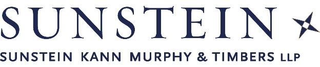 Sunstein Kann Murphy & Timbers LLP