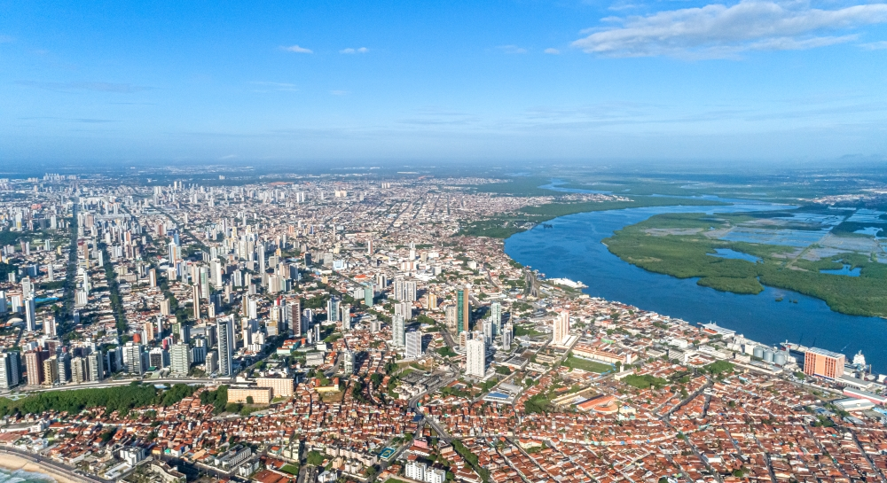 Natal is the closest state capital of Brazil to Africa and Europe