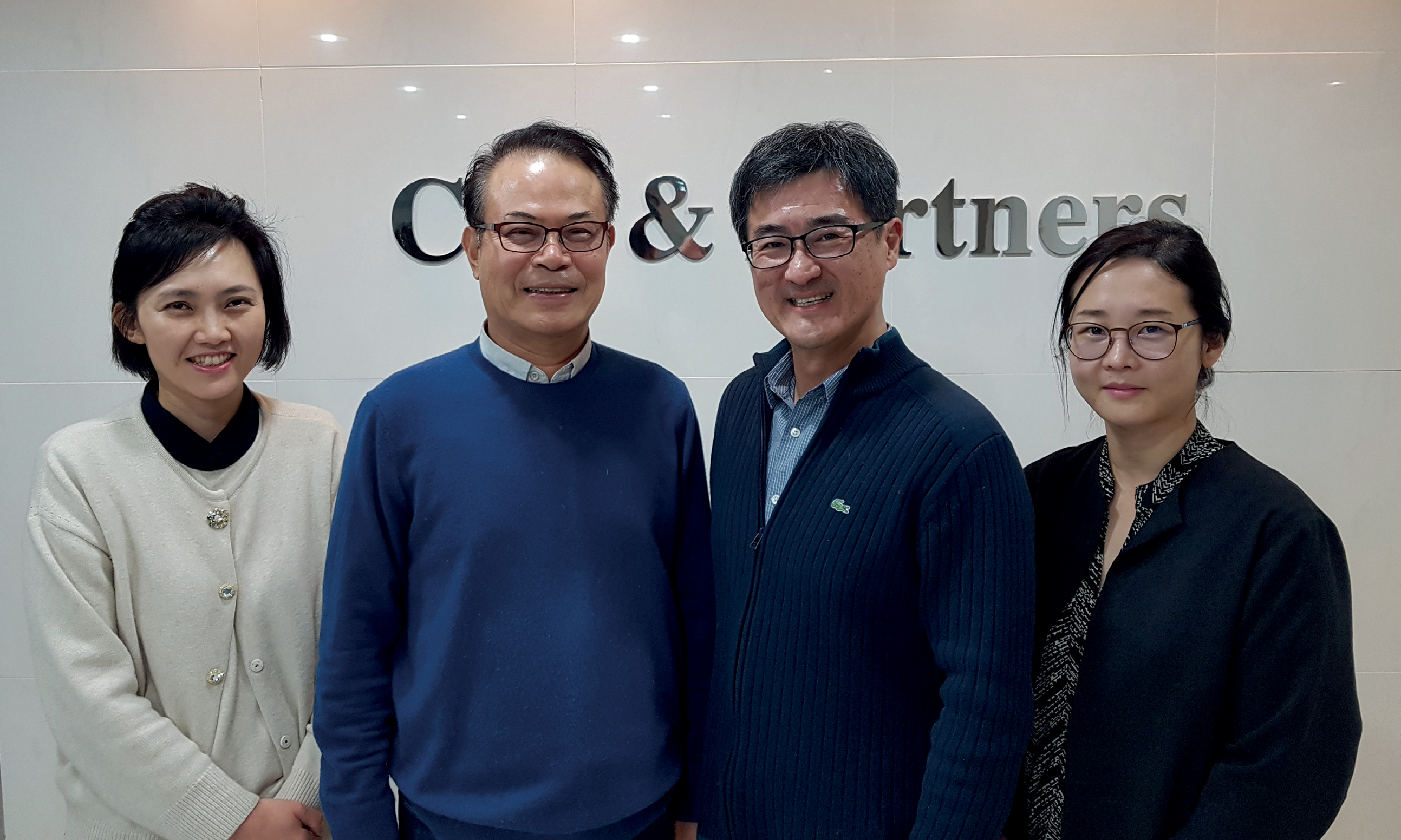 The Cho & Partners team