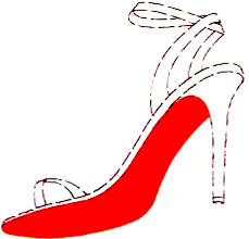 The Christian Louboutin registered trademark