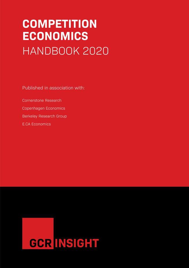 Competition Economics Handbook 2020