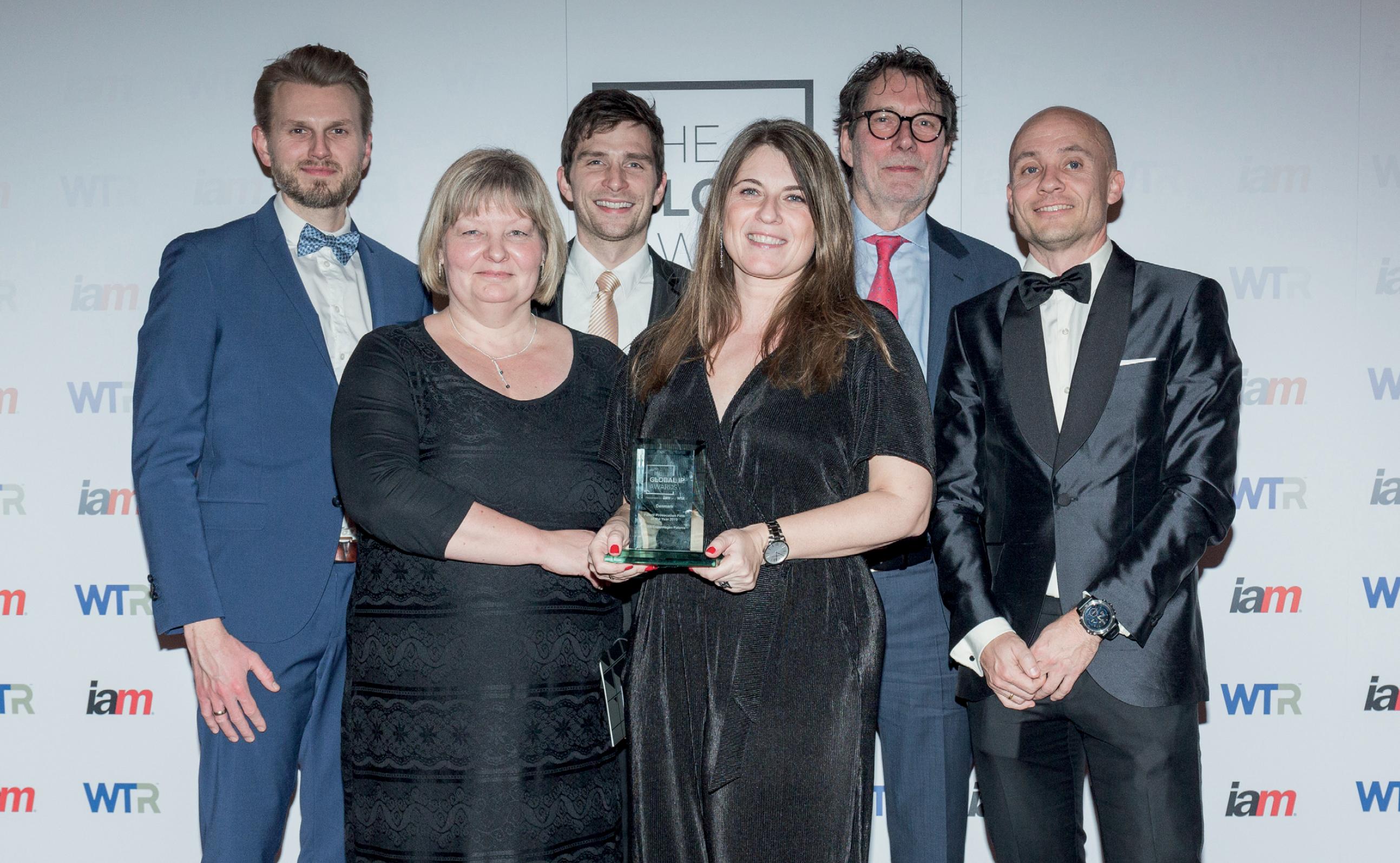 The COPA Copenhagen Patents team