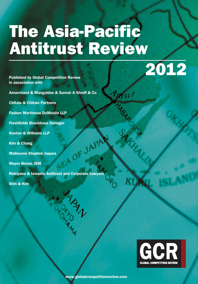 The Asia-Pacific Antitrust Review 2012