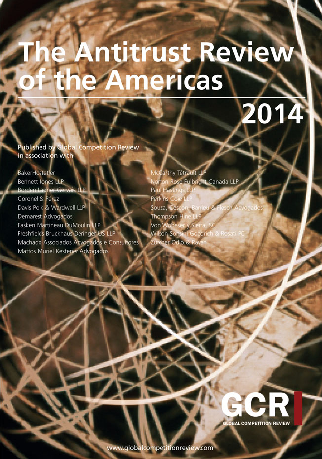 The Antitrust Review of the Americas 2014