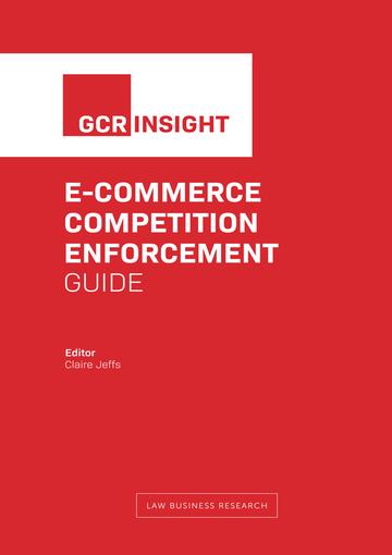 E-Commerce Competition Enforcement Guide - Third Edition