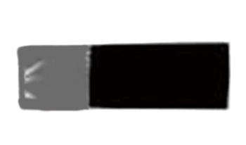 Figure 2. Gillette's colour-combination mark