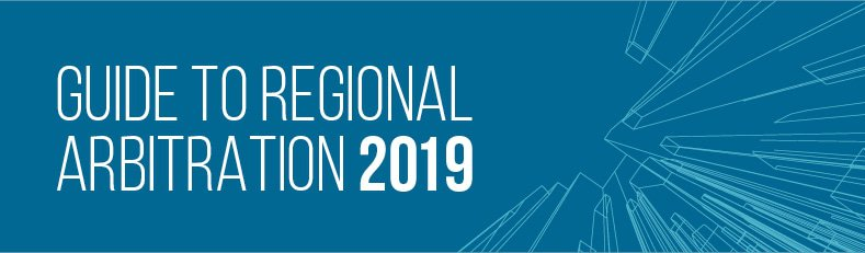 Guide to Regional Arbitration (volume 7 - 2019)