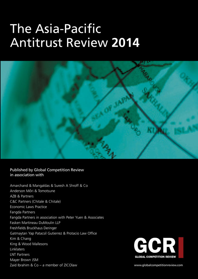 The Asia-Pacific Antitrust Review 2014