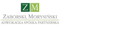 Zaborski, Morysiński Adwokacka sp p