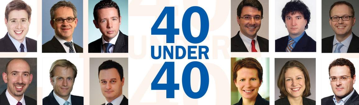 40 Under 40 2012