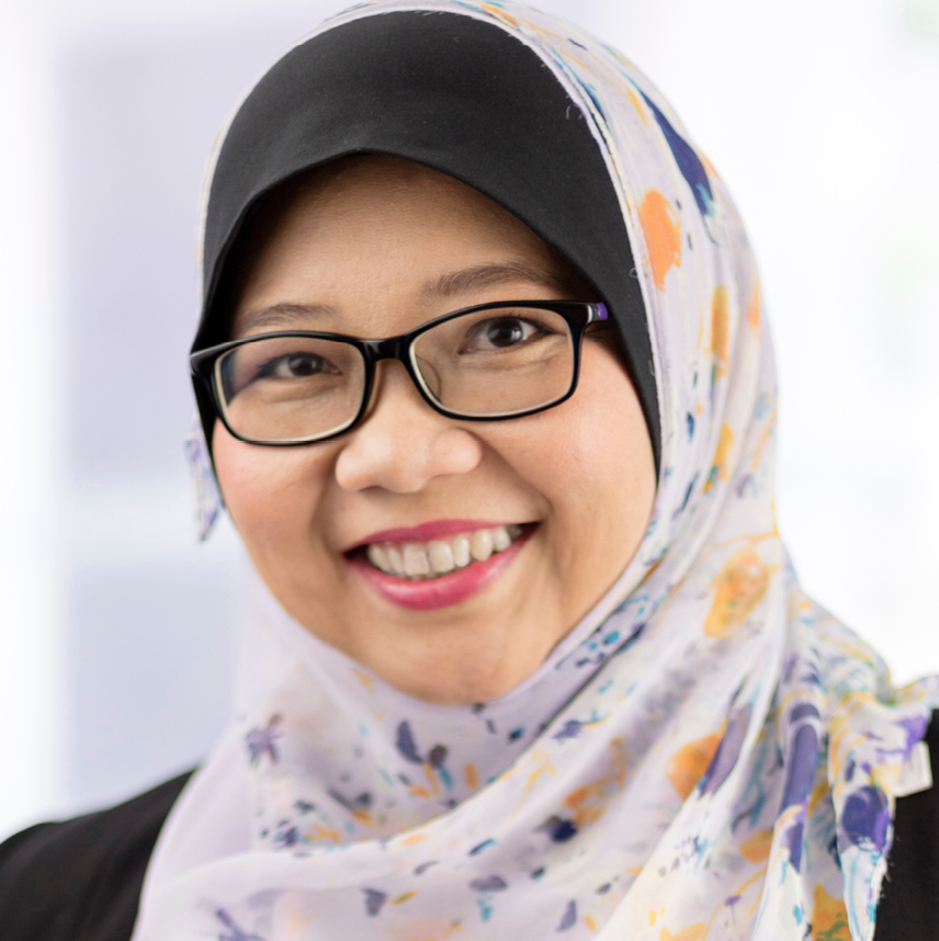 Azlina Aisyah Khalid, senior legal counsel
