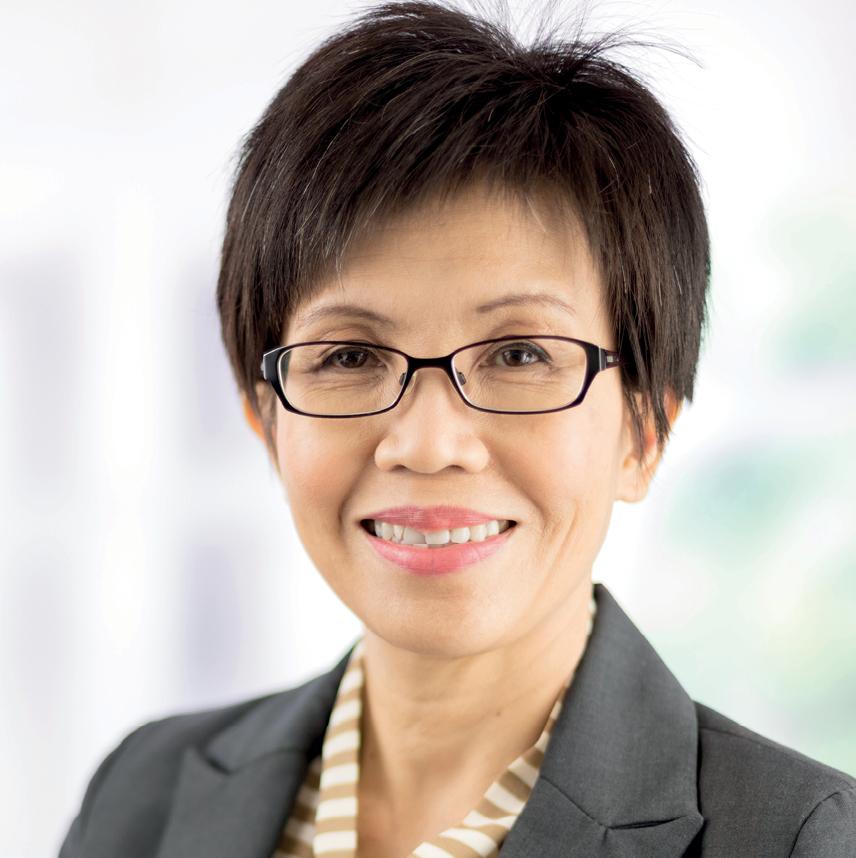 Sau Yin Tham, general manager