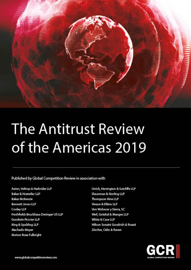 The Antitrust Review of the Americas 2019