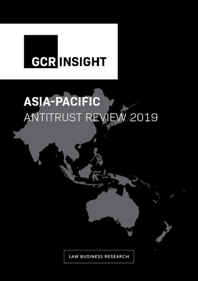 The Asia-Pacific Antitrust Review 2019